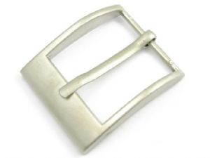 40mm Belt Buckle, Chrome plated  (ZV2)